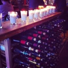 Un choix de vin qui ravira les amateurs!