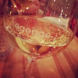 Nous avons opté pour Les Pervenches, un vin québécois