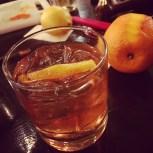 Le Old Fashioned - mon préféré!