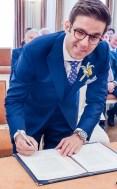 mariage marie signture mairie ceremonie