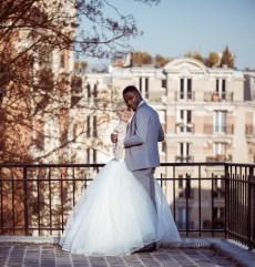 mariage rock montmartre paris