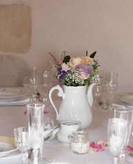 mariage detail champetre