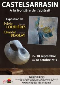 Exposition galerie de Castelsarrasin