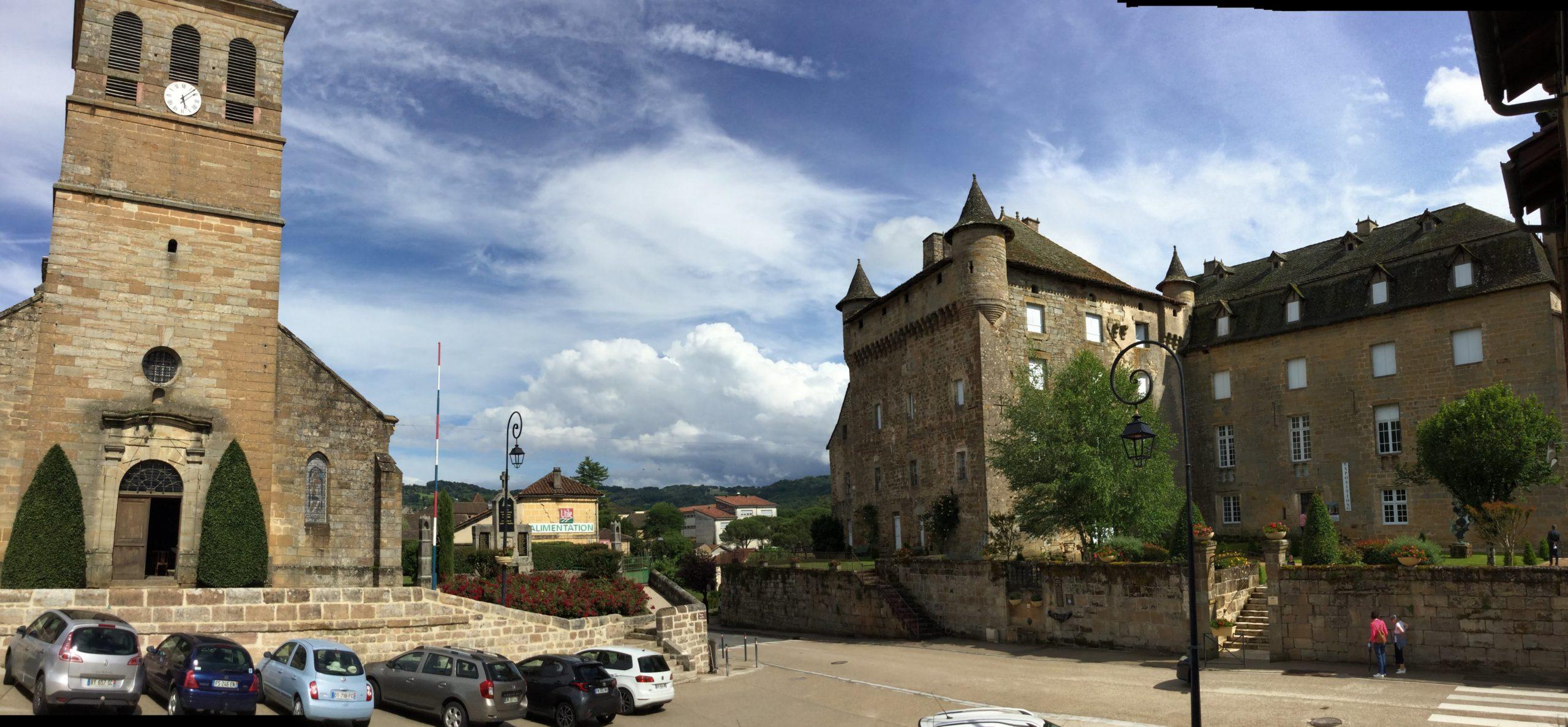 château de Lacapelle Marival Photo Sylvie LOUDIERES