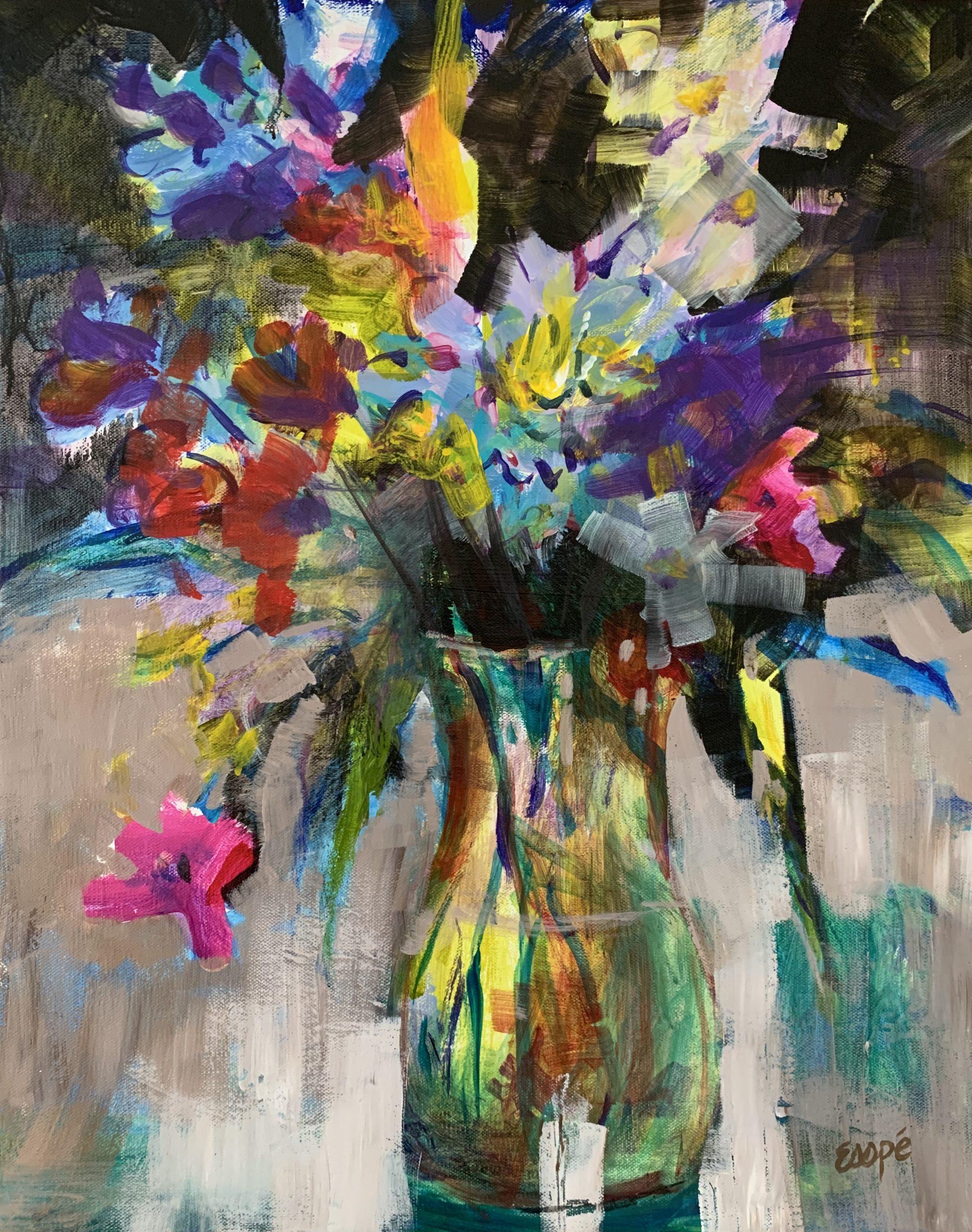 """""""Flowers on my mind"""""""