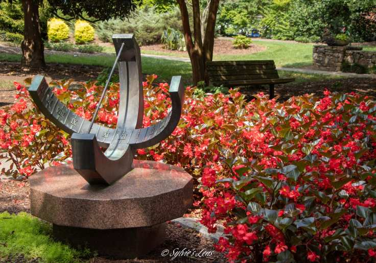 Sundial - By Ogden Deal