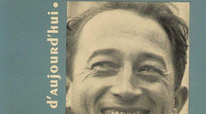 Pierre Seghers (1906 – 1987) dit par Laurent Terzieff   Quand le soleil