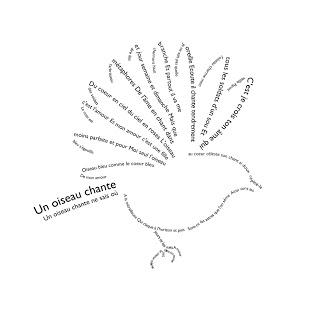 un-oiseau-chante