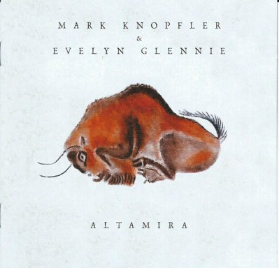 Mark Knopfler & Evelyn Glennie - Altamira recto