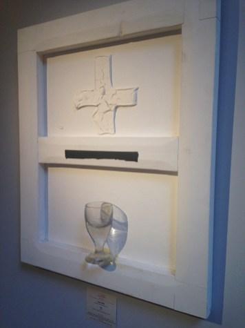 Exposition Hommage à Antoni Tapies - Laurentin Gallery - Bruxelles - 2016