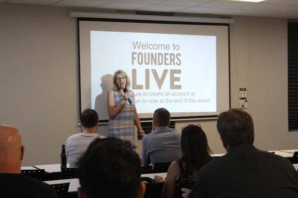 Lisa-Zuba-Founders-Live