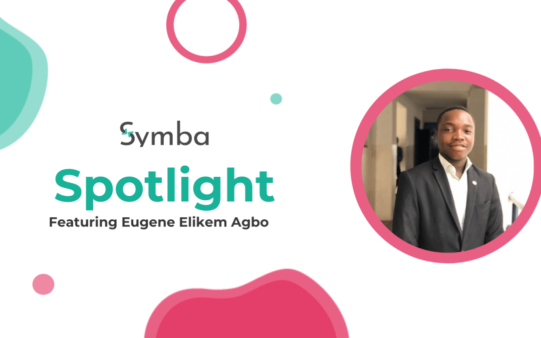 The Symba Spotlight Part 12: Eugene Elikem Agbo
