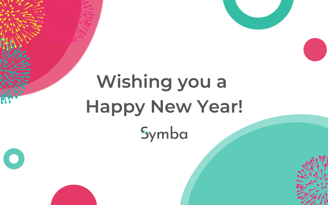 Happy New Year from Symba's Founders!
