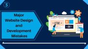 Major Website Design and Development Mistakes to Avoid | Symbicore