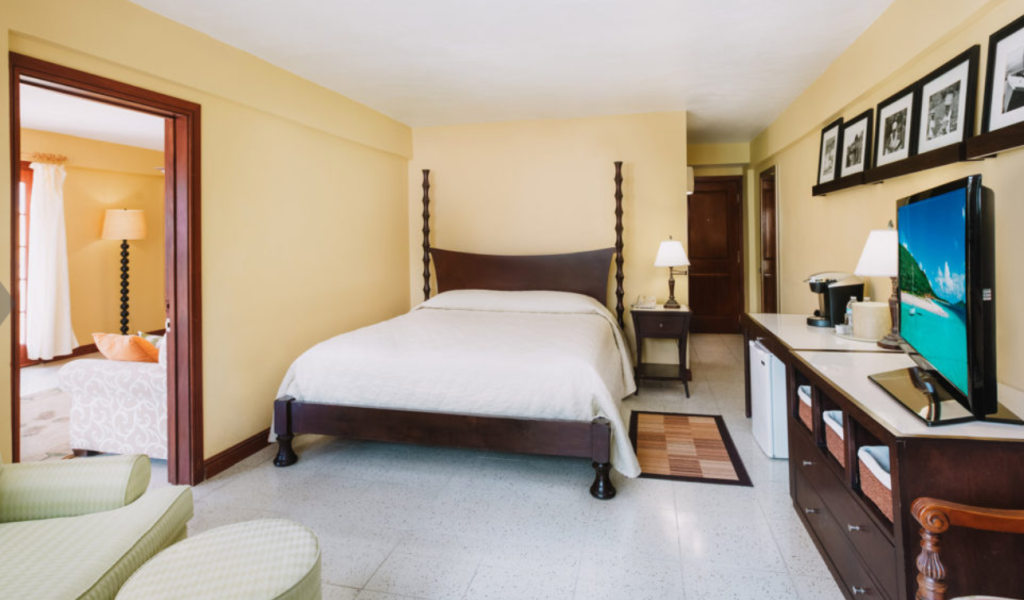 deluxe suite kings alley hotel christiansted st croix