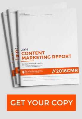 Content Marketing Report 2016