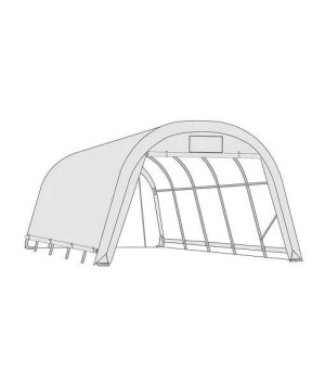 SYMBYS INSTANT GREENHOUSE (Round)