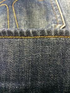 Bukse oplægning