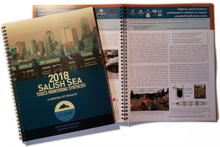 2018 Salish Sea Toxics Monitoring Synthesis