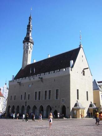 Tallinn - beautiful medieval architecture