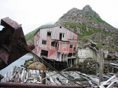 Nyksund – still some renovation required