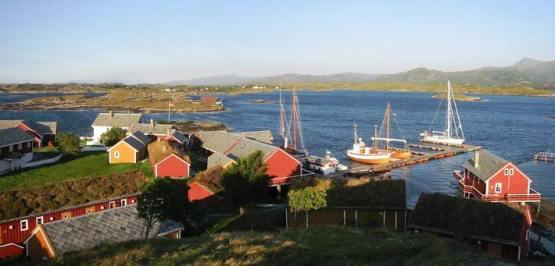 Håholmen – home of Norwegian adventurer Ragnar Thorseth