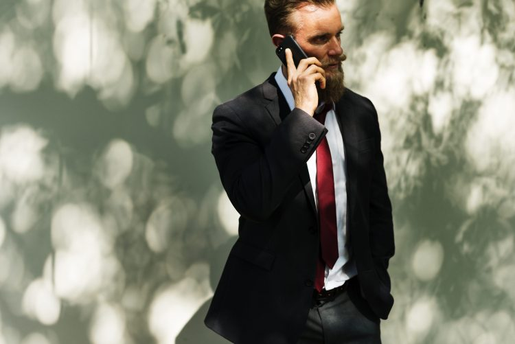 actor  adult  beard  business  calling  communication  corporate  fashion  fine-looking  handsome  internet  looking  man  mobile  mobile phone  on the phone  outdoors  outfit  pensive  person  smartphone  suit  technology  telecommunication  tie  wear