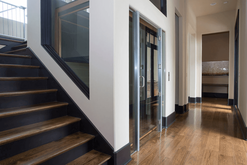 Symmetry Home Elevator by HomeLift