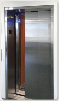 LULA Elevator Car Stainless Steel Doors