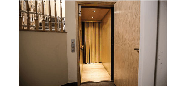 Think Function When Planning an Elevator for Home Use