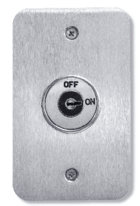 Home Elevator Grandparents Switch Brushed Stainless Steel