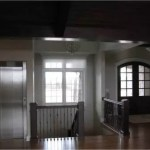 Symmetry Home Elevator 3 Speed Doors
