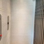 Symmetry Custom Home Elevator Wallpaper Collapsible Gate
