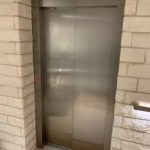 Two Speed Doors on a Symmetry Home Elevator