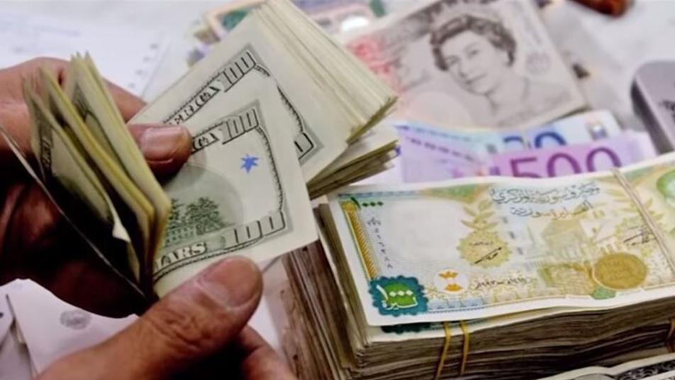 أسعار صرف الليرة السورية والتركية في تداولات السبت 27-2-2021