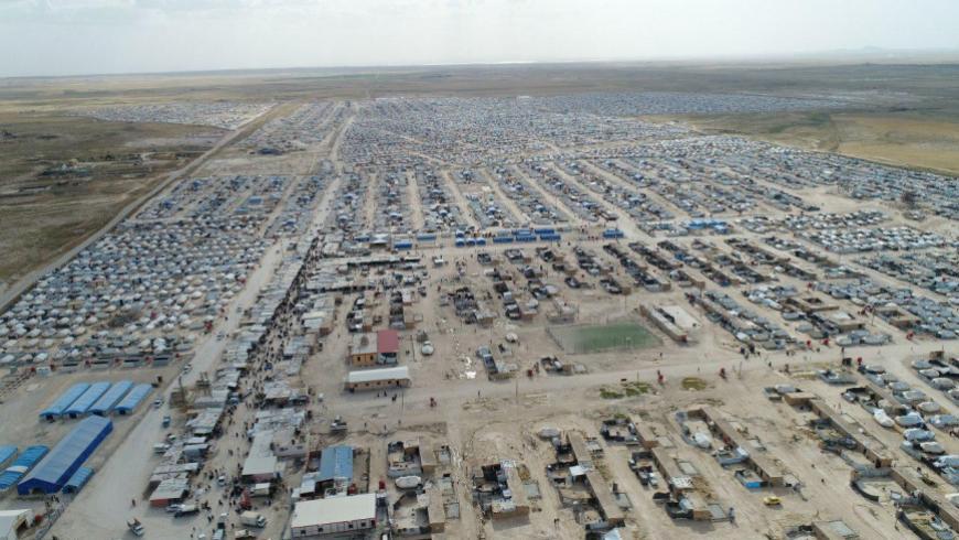 مقتل موظف وإصابة آخرين من منظمة أطباء بلا حدود في مخيم الهول