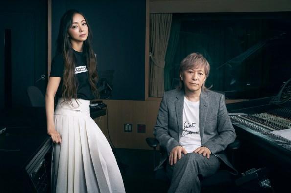 Namie Amuro & Tetsuya Komuro