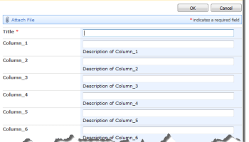 Easily Hide Columns on a SharePoint Form with jQuery | Marc D