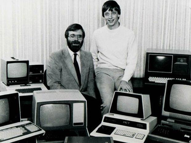 Bill Gates 1981