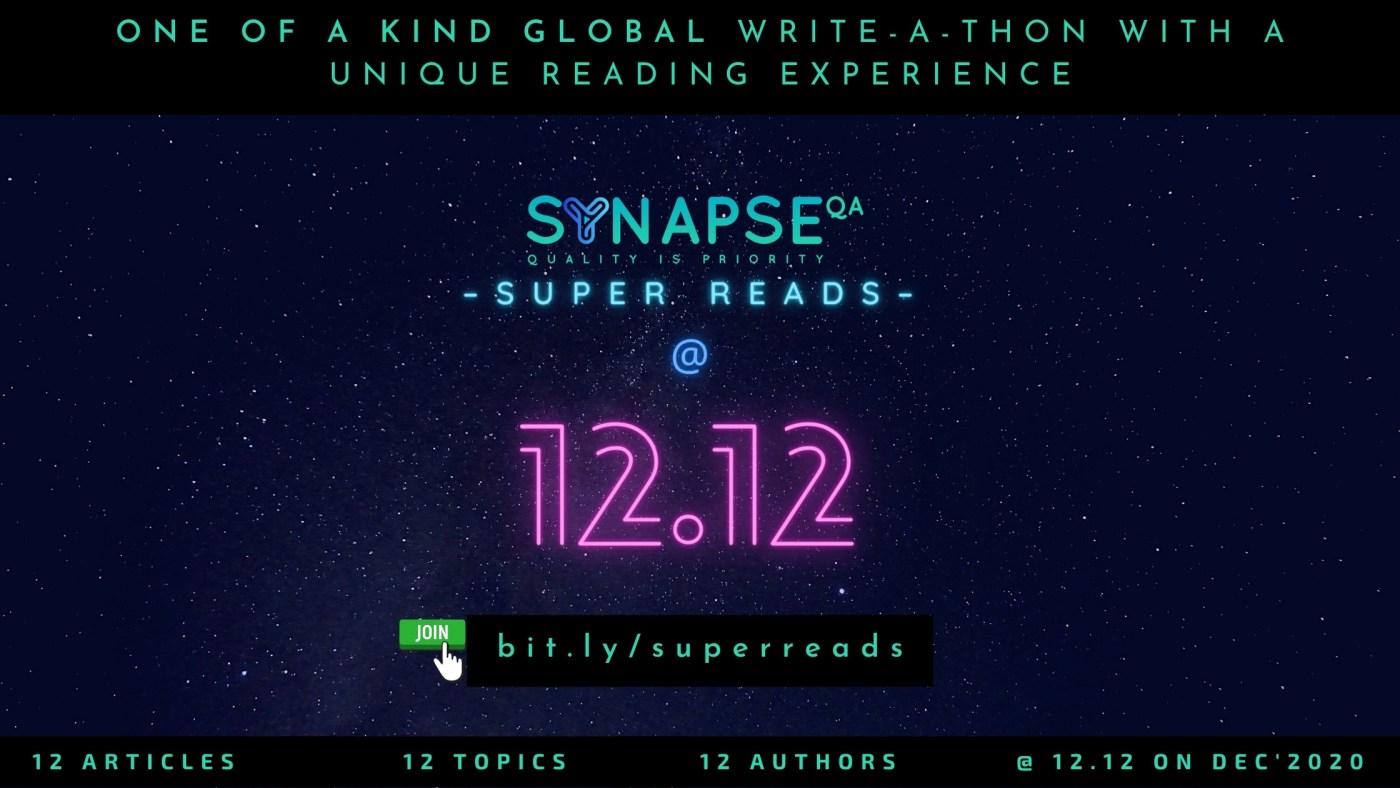 super reads event banner