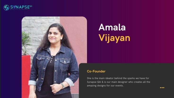 Amala Vijayan