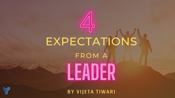 expectations from leader