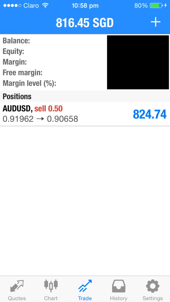 Hands-Free Trading | Making a Quick $800+ on AUD/USD on Holiday