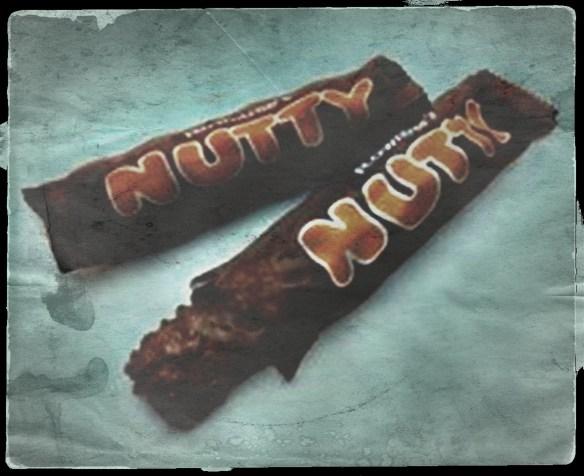 nutty copy