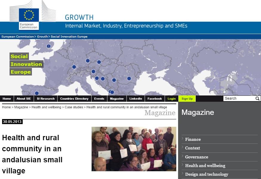 Lecturas pretendidamente imprescindibles sobre innovación social y participación ciudadana en salud