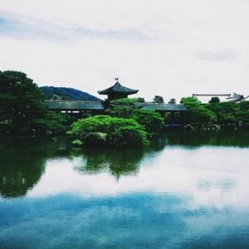京都平安神宮の神苑 - from Instagram