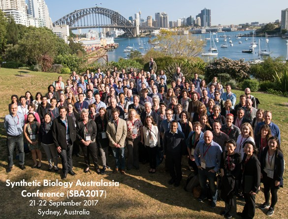 Meeting report: Synthetic Biology Australasia Conference