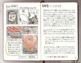 冬のヘルシンキ旅日記 DAY3 その1