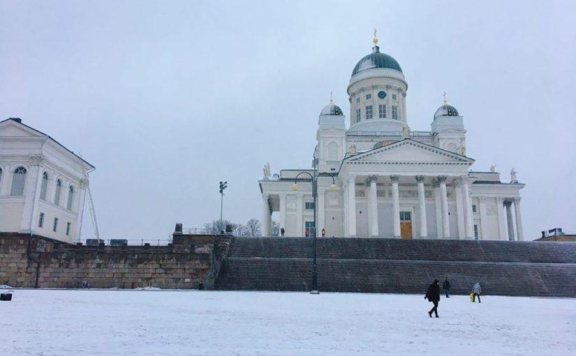 冬のヘルシンキ旅日記_1日目 #ハヤテノ北欧旅 #北欧