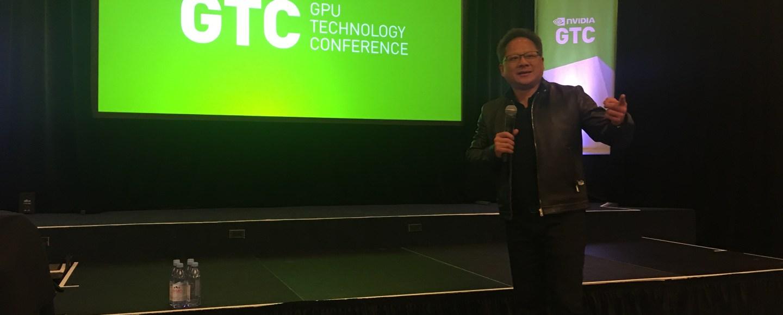 NVIDIA CEO Says No Rush on 7nm GPU